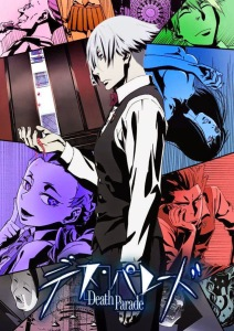 Death Parade cast