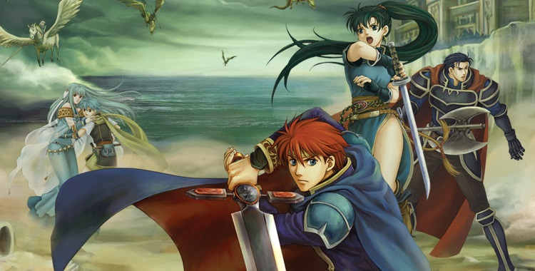 Fire Emblem Fav Characters cover pic