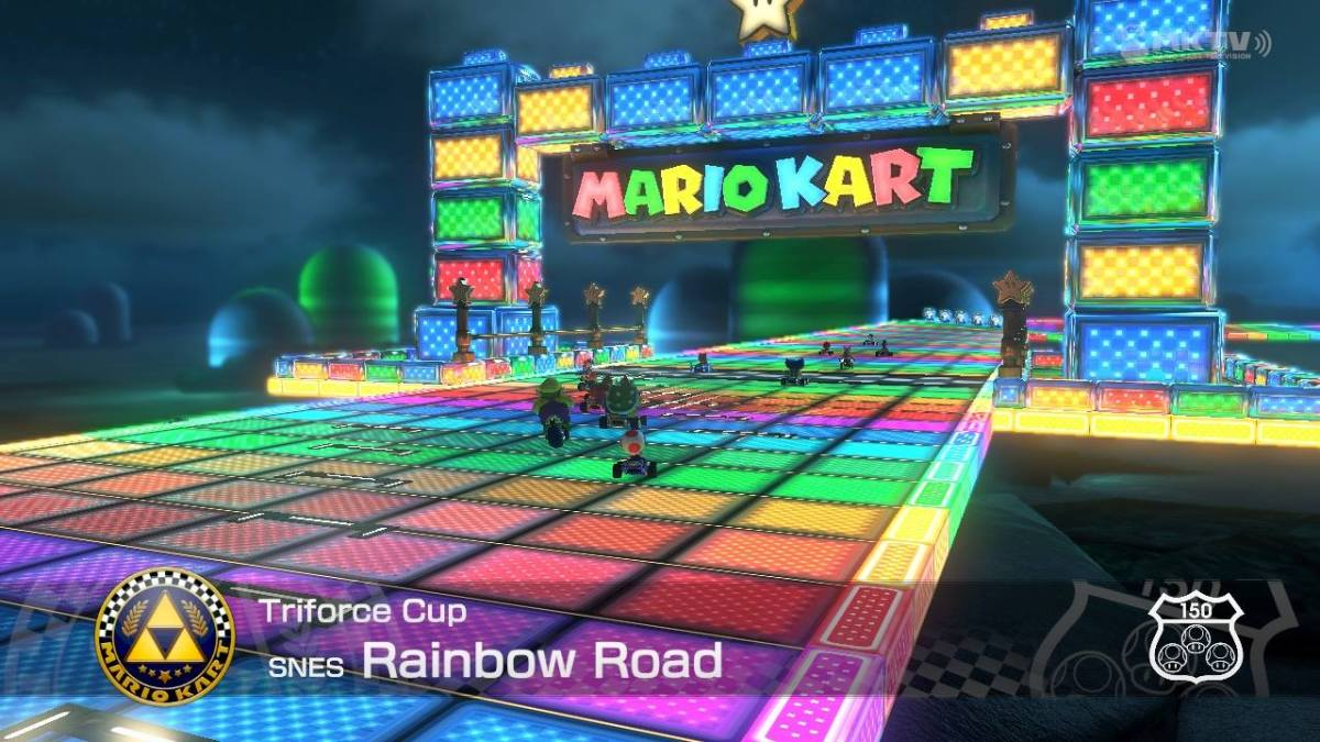 Music to My Ears: Rainbow Road SNES (Mario Kart 8)