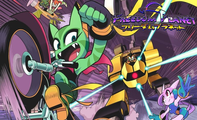 Game On: Freedom Planet (Part 12)