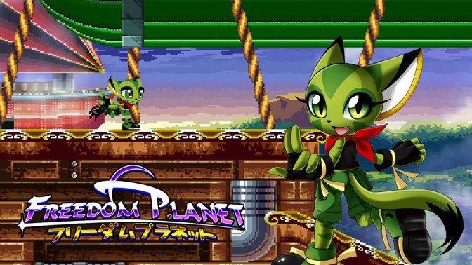 Game On: Freedom Planet (Part 14)