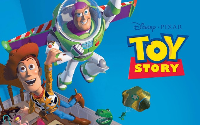 ATB's Top 25 Animated Movies: (8) Toy Story