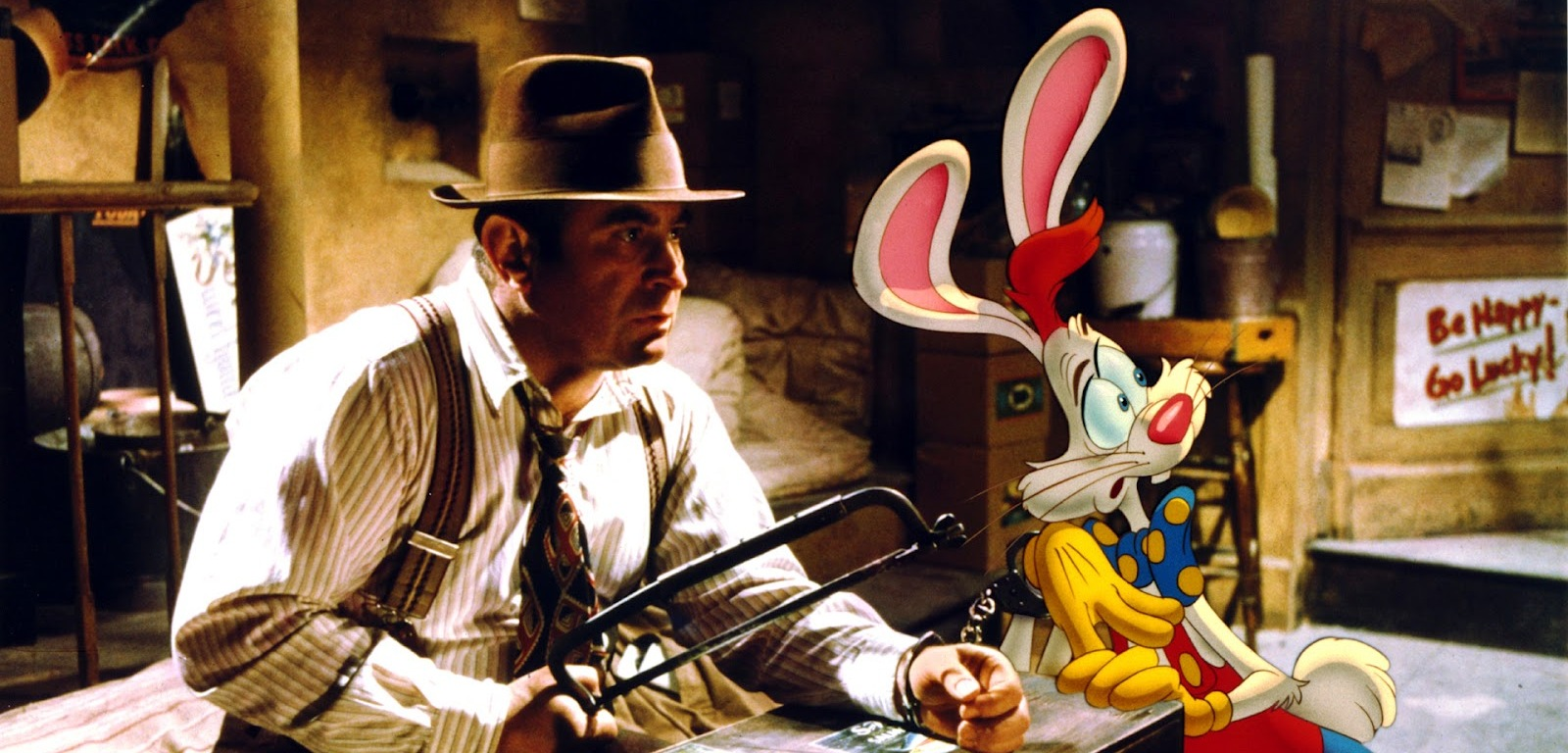 ATB\'s Top 25 Animated Movies: (18) Who Framed Roger Rabbit ...