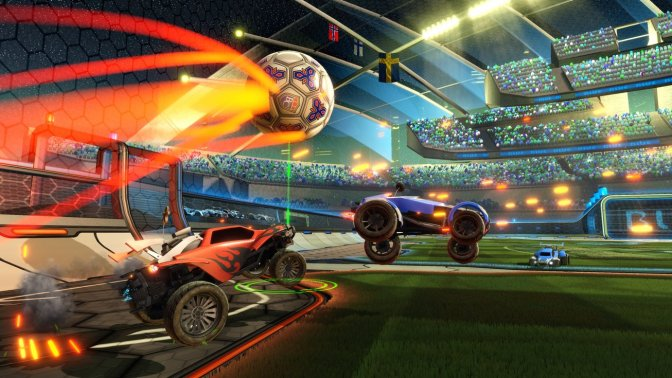 Let's Play Rocket League (+Channel Update)