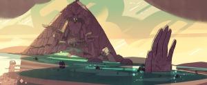 Steven Universe background animation
