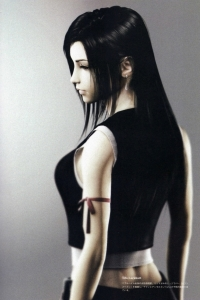 Tifa for the win.