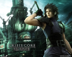 Zack, the hero we all wanted. Crisis Core, here I come!