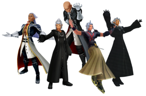 Even all of the different Xehanorts and Ansems manage to be better villains than Sephiroth.