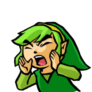 Green Link shouting