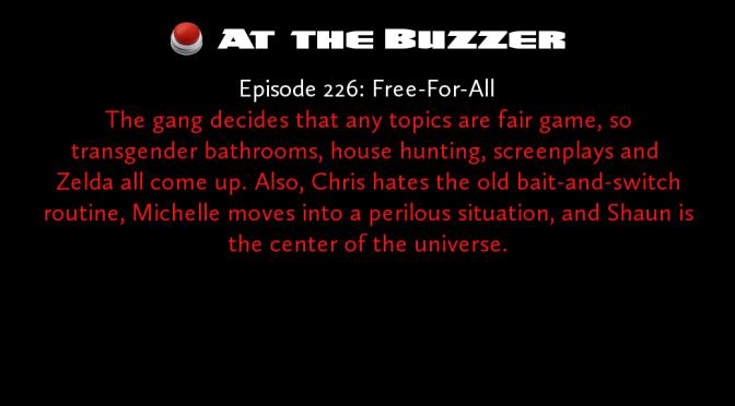 At the Buzzer (04/28/16)