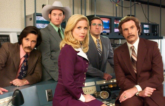 ATB's Top 25 Comedies: (1) Anchorman: The Legend of Ron Burgundy