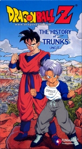 Dragon Ball Z History of Trunks