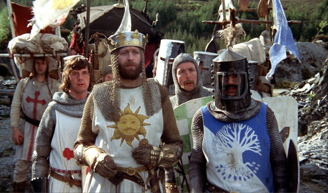 ATB's Top 25 Comedies: (3) Monty Python and the Holy Grail