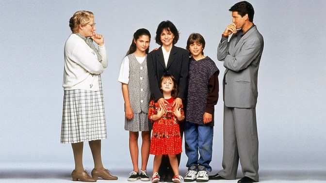 ATB's Top 25 Comedies: (6) Mrs. Doubtfire