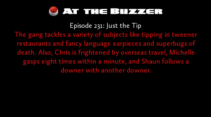 At the Buzzer (06/02/16)
