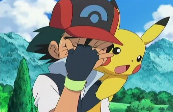 Don't worry, Ash -- we understand.