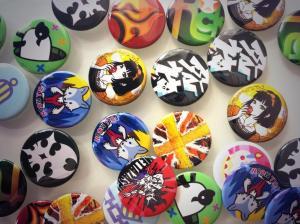 TWEWY Pins