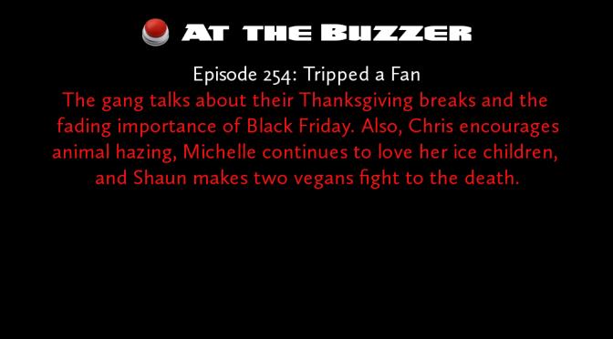 At the Buzzer (12/01/16)