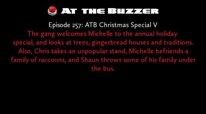 At the Buzzer (12/22/16)