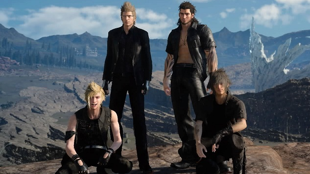 Final Fantasy 15 fastest selling game in series history