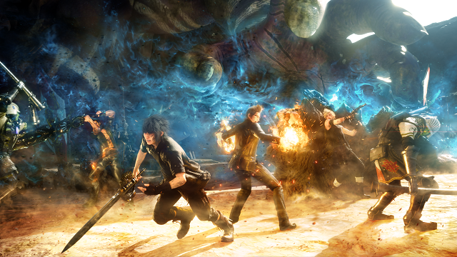 final_fantasy_xv_key_art_characters_in_battle
