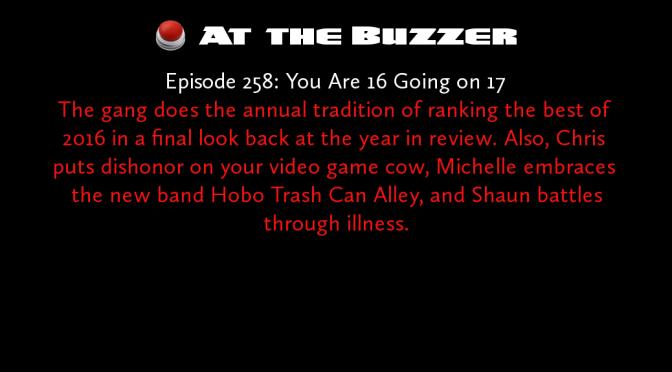 At the Buzzer (01/05/17)