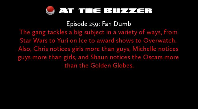 At the Buzzer (01/12/17)