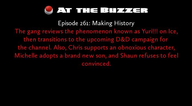 At the Buzzer (01/26/17)