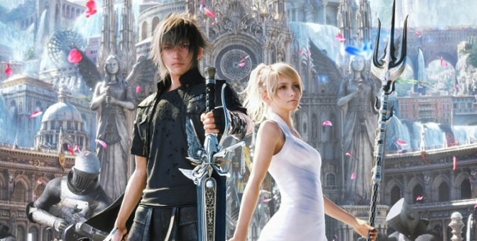 Good Video Game Couples – Noctis and Luna