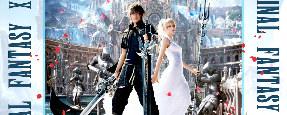 Good Video Game Couples - Noctis and Luna