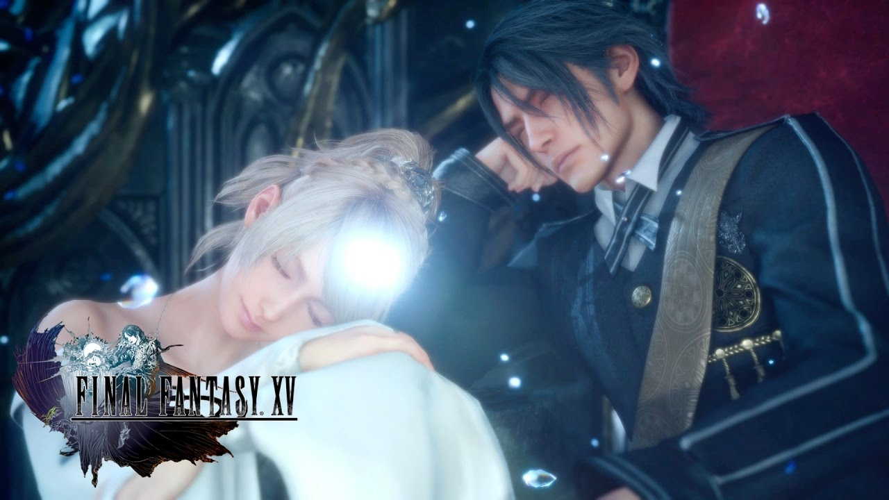 Good Video Game Couples – Noctis and Luna – Objection Network