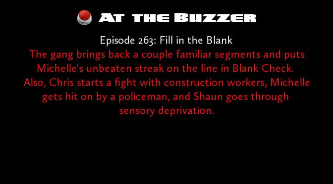 At the Buzzer (02/09/17)