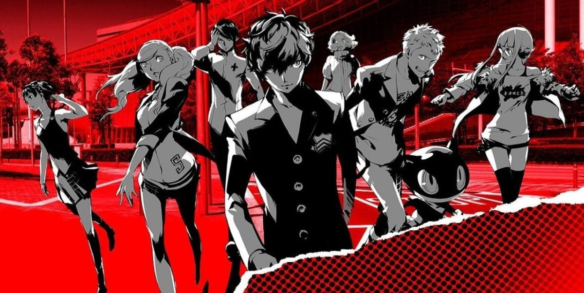 Music to My Ears: Ark (Persona 5)