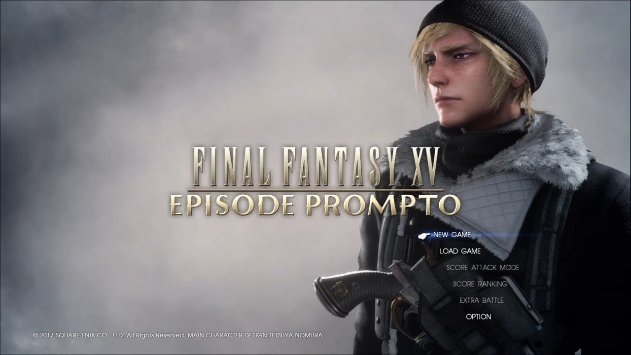 Final Fantasy XV's Prompto is the Best – Objection Network