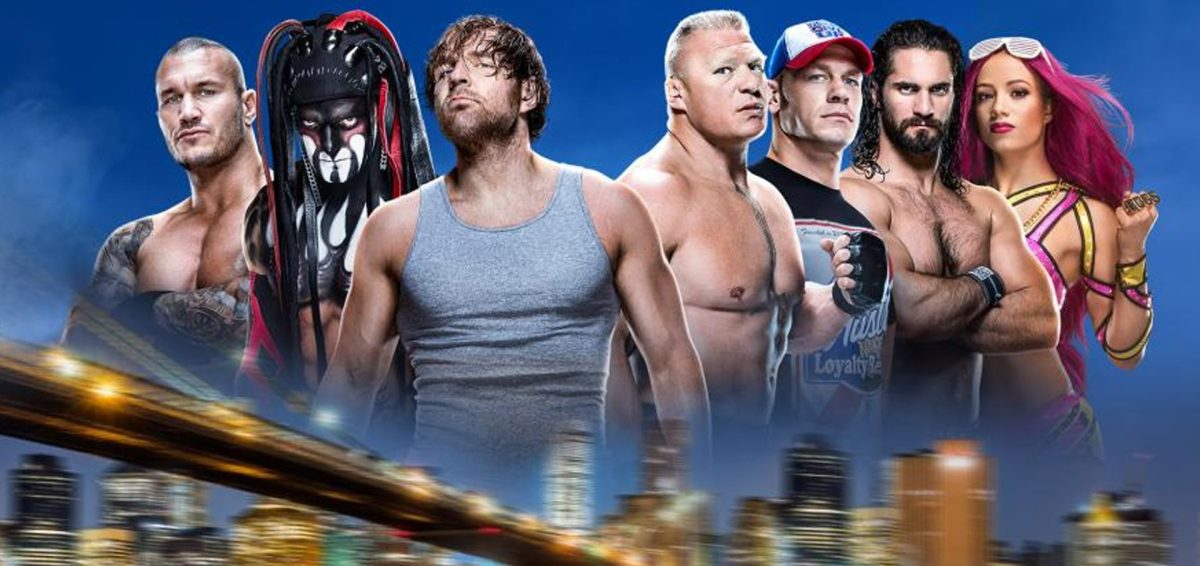 SummerSlam 2017 Review: Beach Balls and Beef Mauls