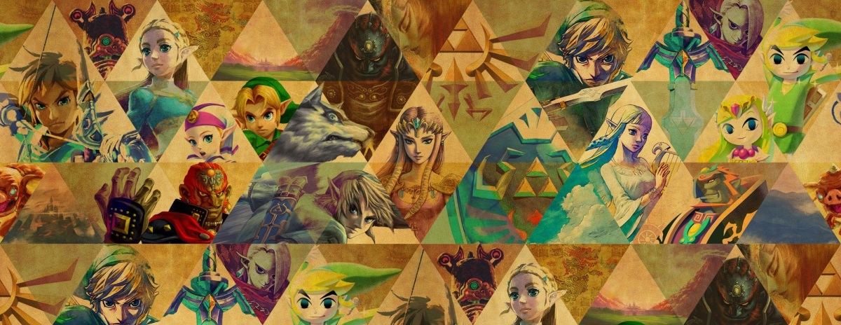 My Top 10 Favorite Characters in the Zelda Series