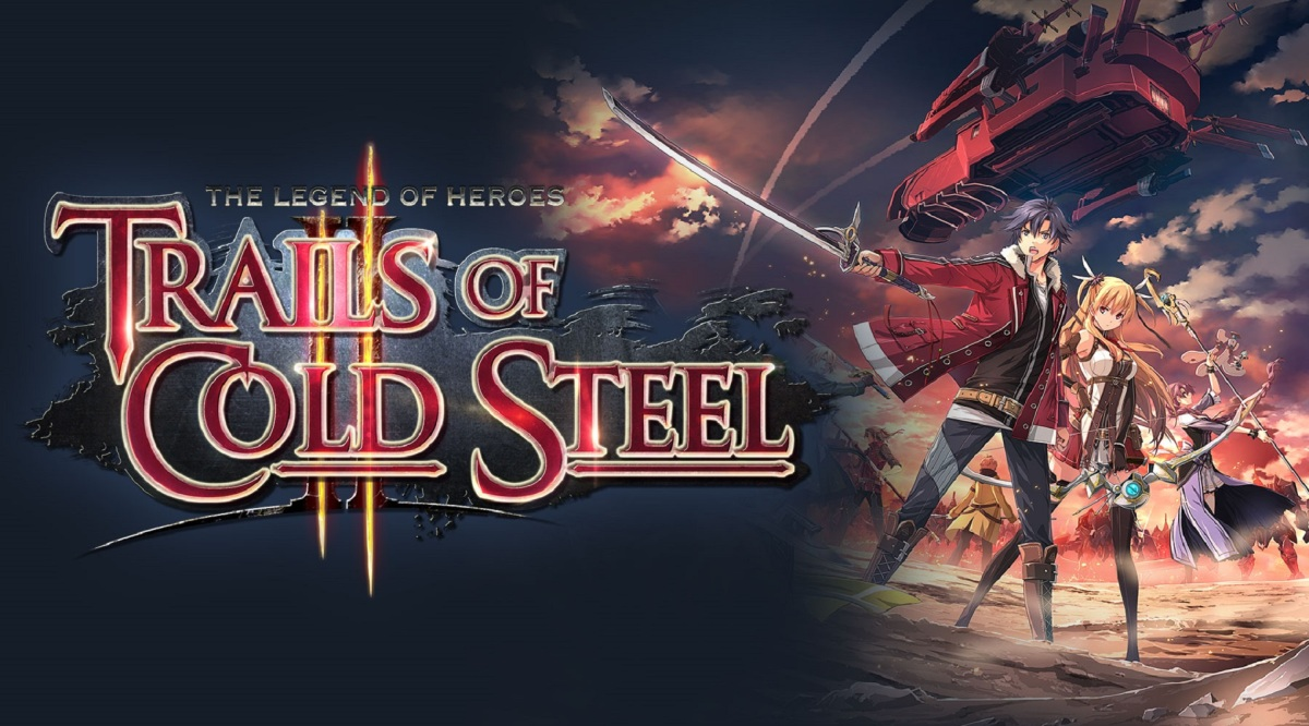 Let's Play Trails of Cold Steel II (91-95)