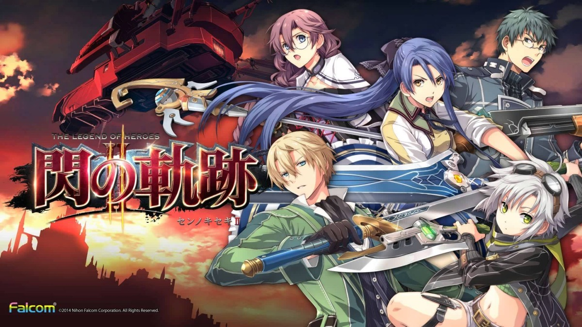 Let's Play Trails of Cold Steel II (1-5)