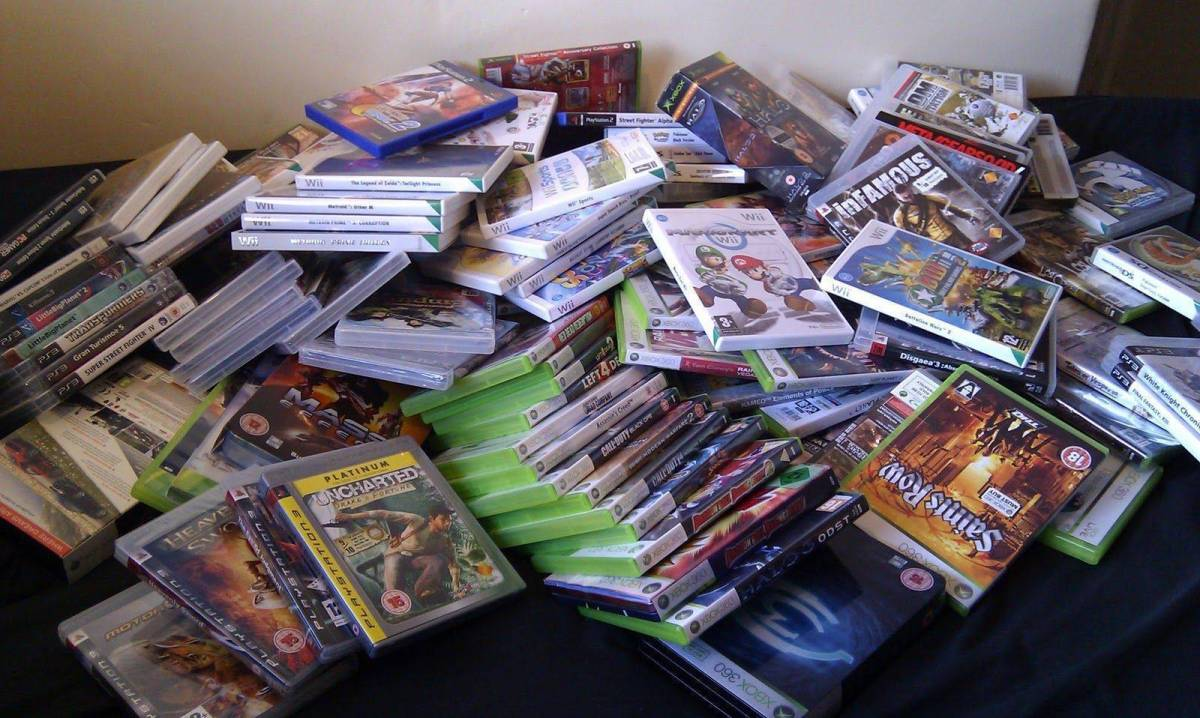 Moving, or Why Some Old Video Games Had to Go