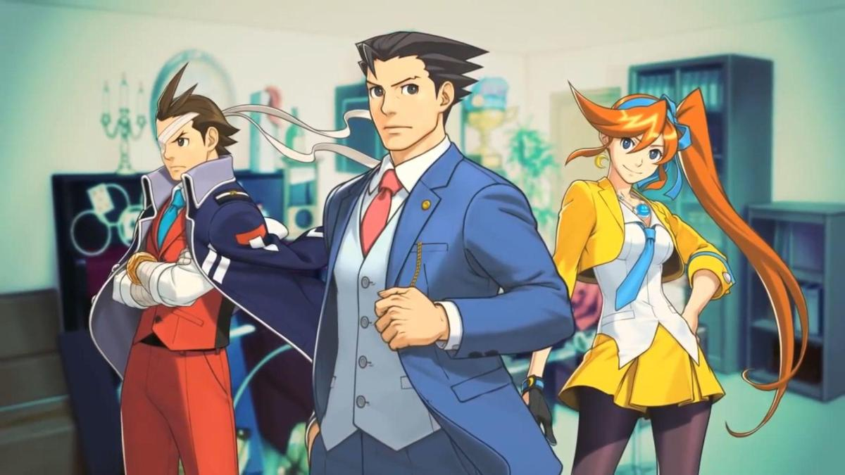 Group Review: Phoenix Wright: Ace Attorney: Dual Destinies