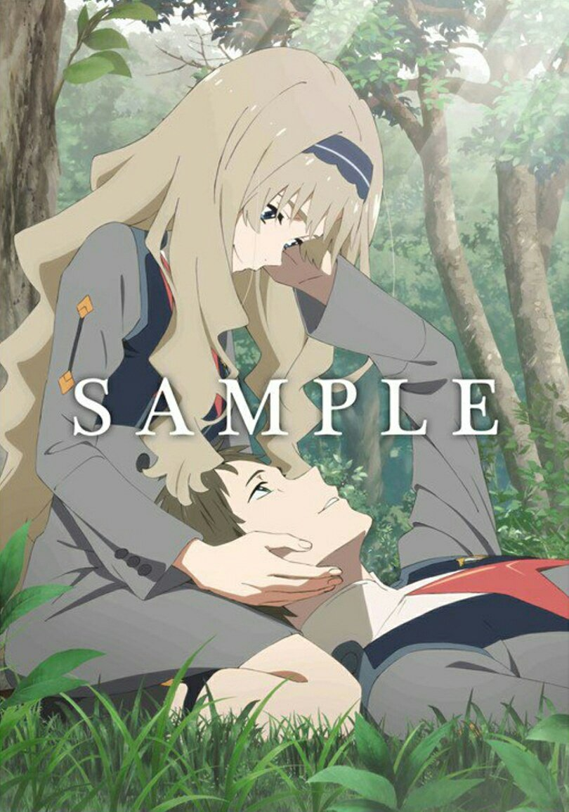 Mitsuru and Kokoro – The Best Part of Darling in the Franxx