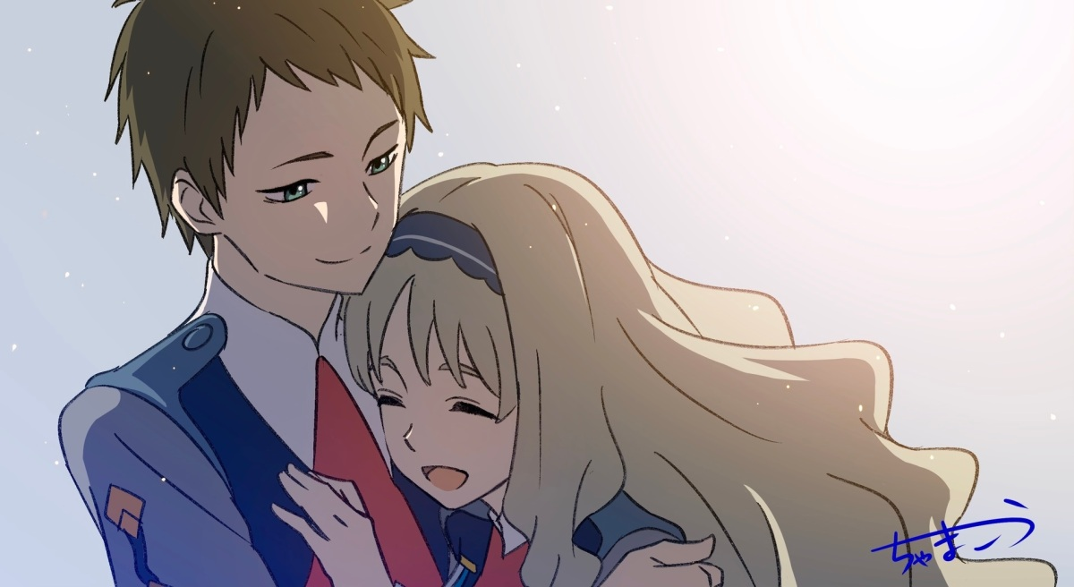 Mitsuru and Kokoro - The Best Part of Darling in the Franxx