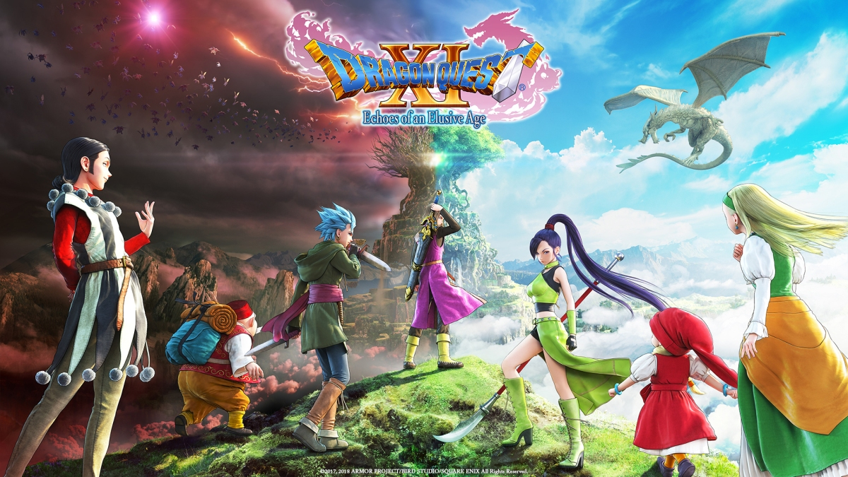 Thoughts on Dragon Quest XI: The First 10 Hours