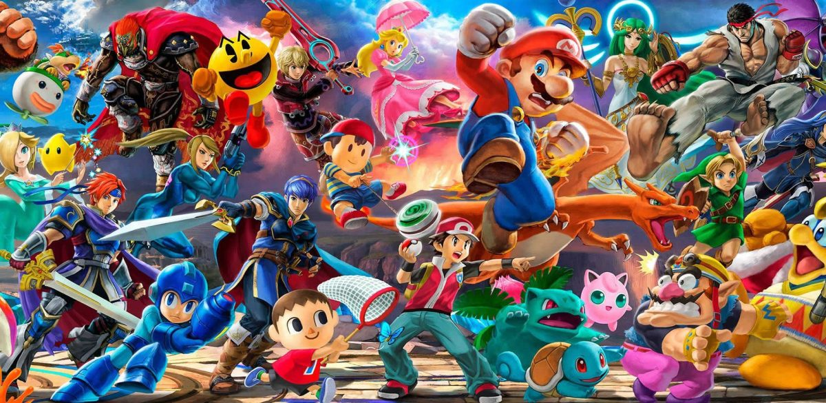 First Impressions: Super Smash Bros. Ultimate (Switch)