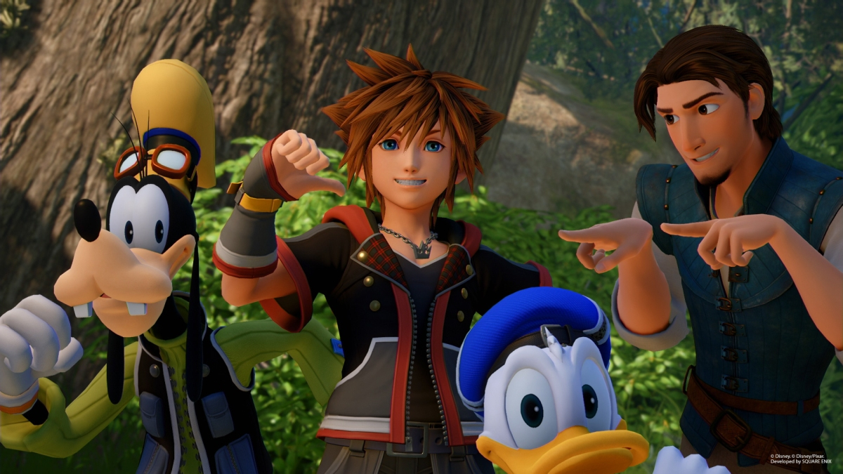 Kingdom Hearts III (PS4): First Impressions