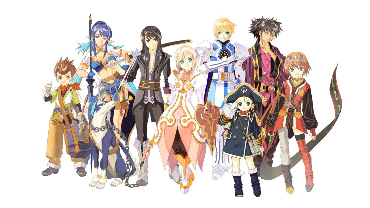 Mini-Review: Tales of Vesperia Definitive Edition